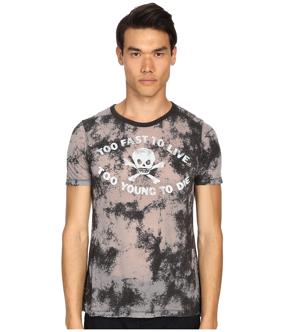 Vivienne Westwood - Anglomania Too Fast T-Shirt (Black) Men's T Shirt
