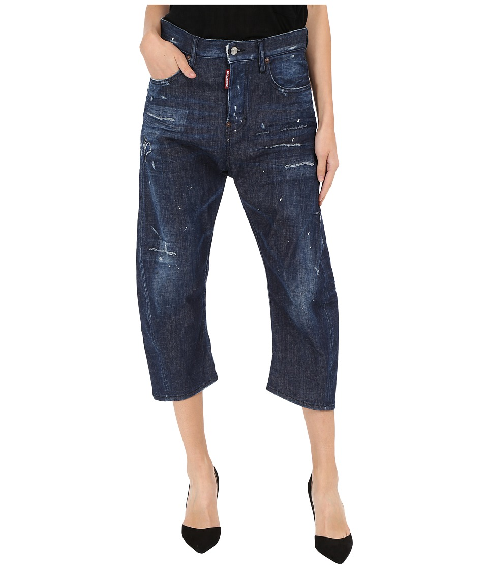 DSQUARED2 - Kawaii Jeans in Blue (Blue) Women's Jeans