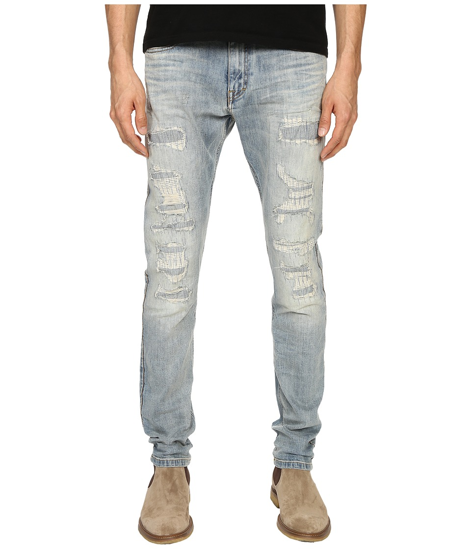Vivienne Westwood - Anglomania Rock-N-Roll Jeans in Blue Denim (Blue Denim2) Men's Jeans