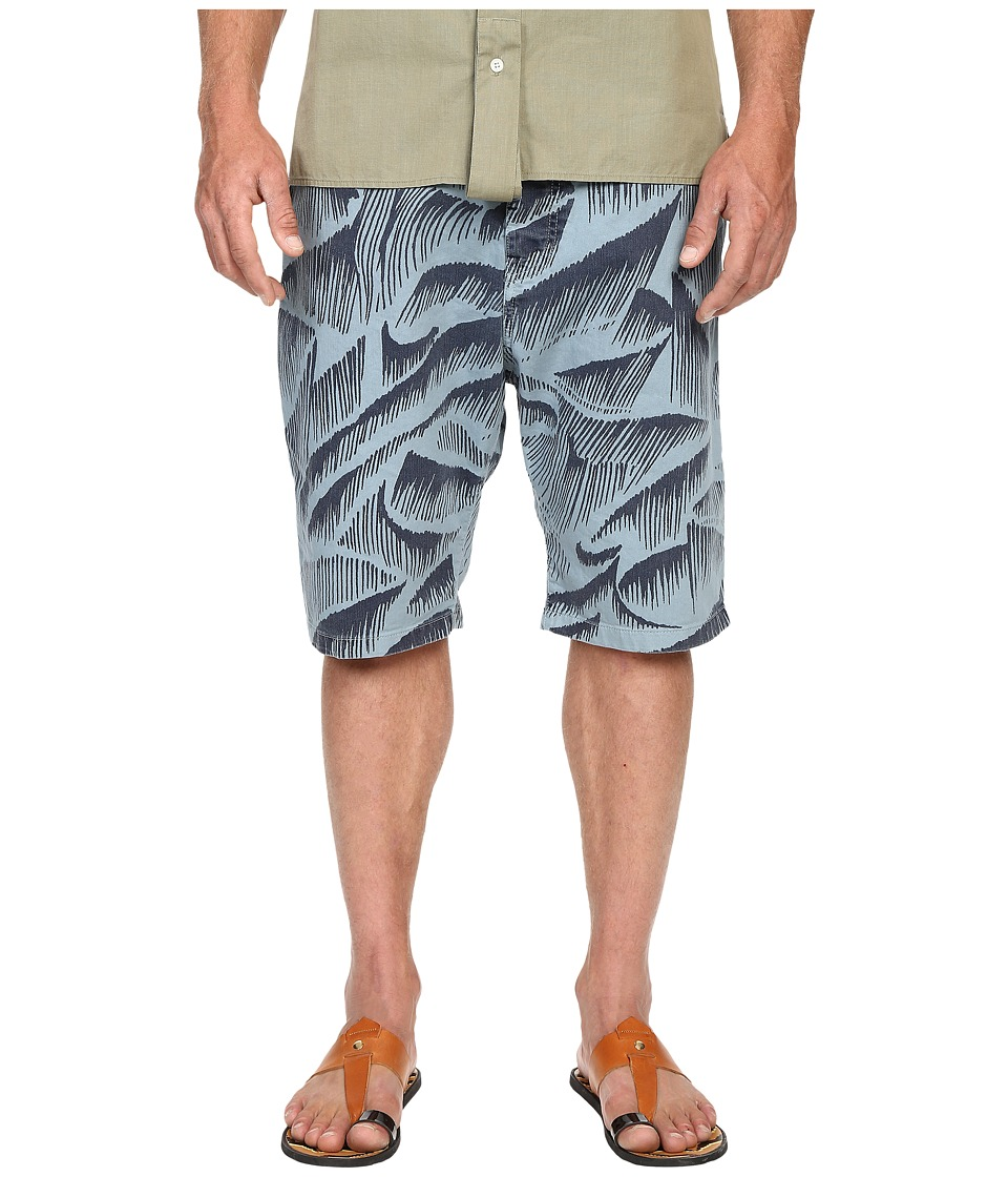 Vivienne Westwood - Anglomania Cargo Shorts (Light Blue/Blue) Men's Shorts