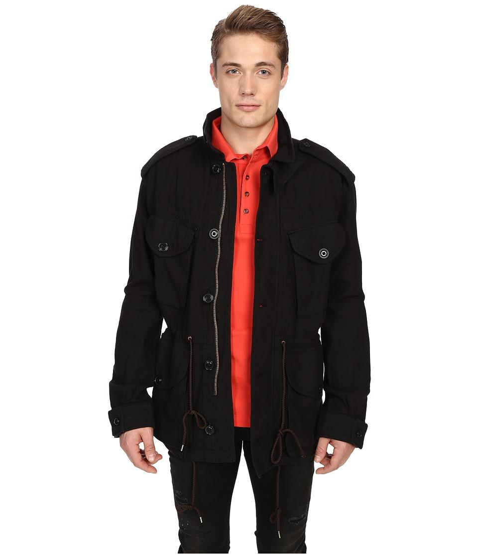 Vivienne Westwood - Anglomania Army Jacket (Black) Men's Coat