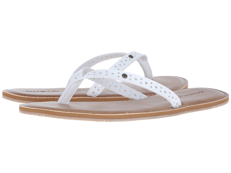 O'Neill - Cyprus (White) Women's Sandals