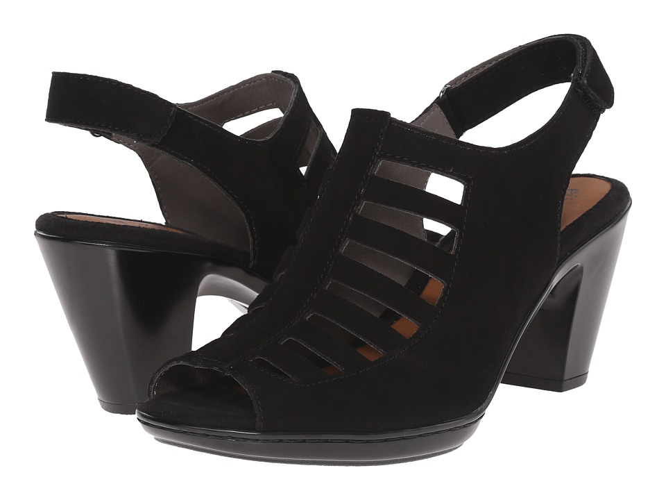 EuroSoft - Vesta (Black) Women's Shoes