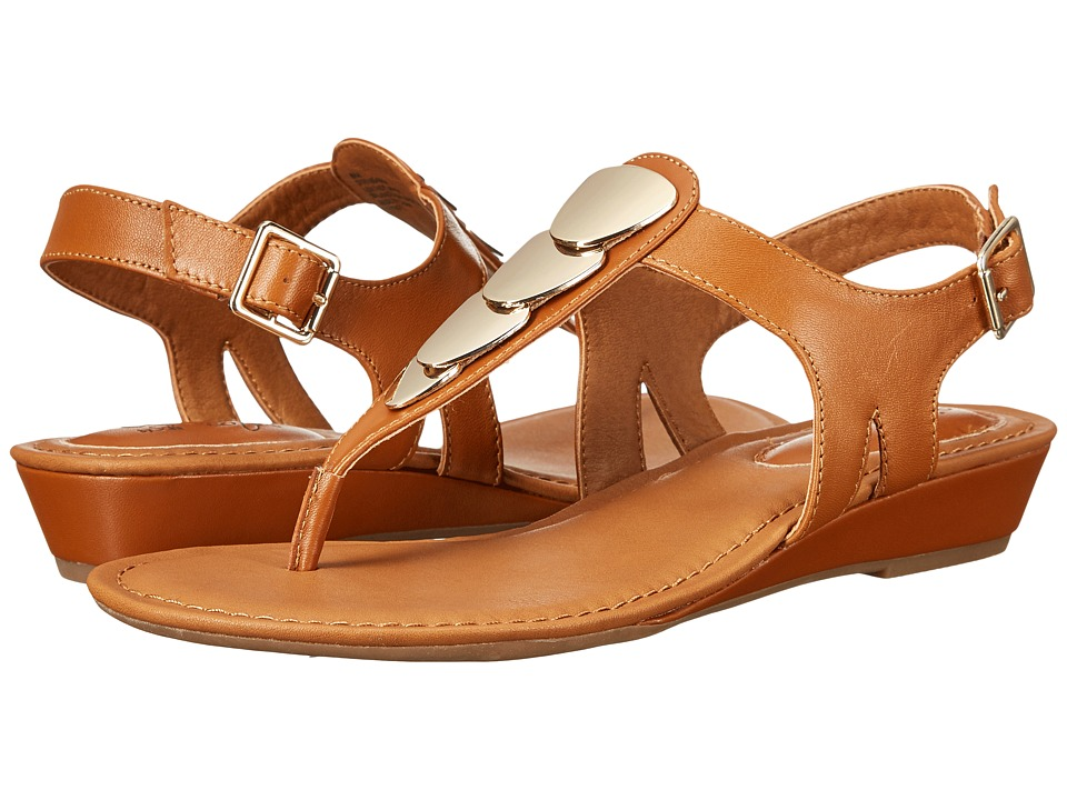 EuroSoft - Mika (Cognac) Women's Shoes