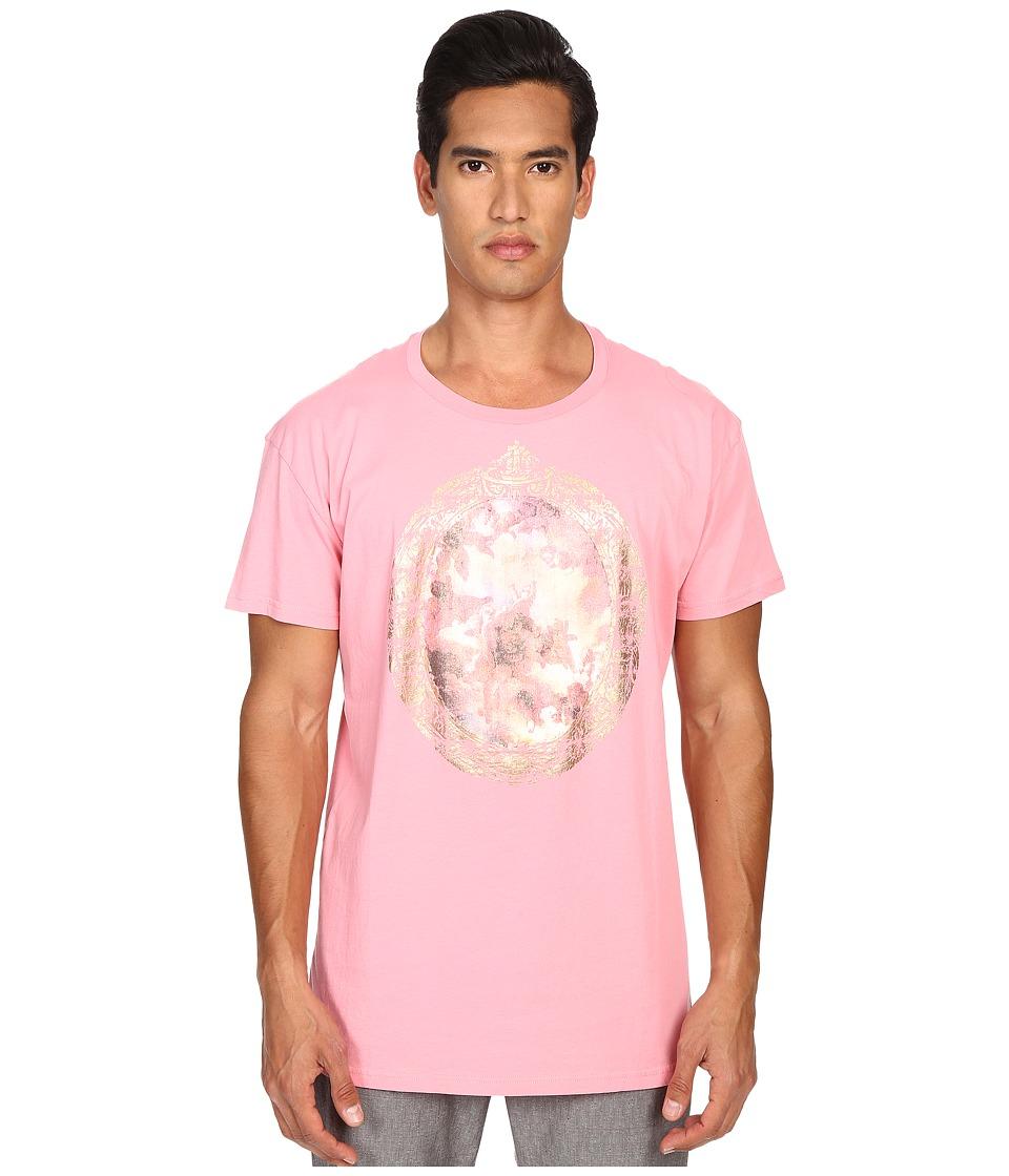 Vivienne Westwood - Cherub Frame T-Shirt (Pink) Men's T Shirt