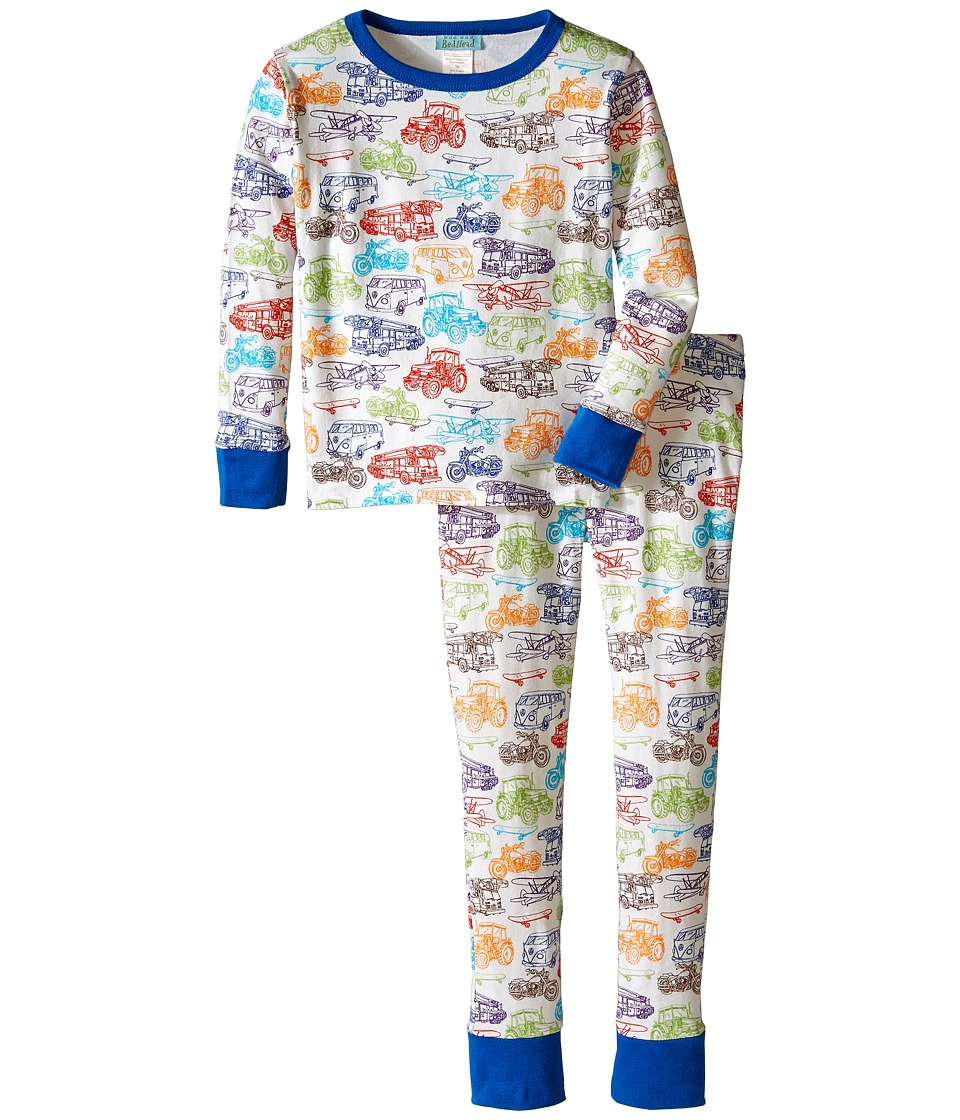 BedHead Kids - Snug Fit L/S Classic PJ (Big Kids) (Boy Toys) Boy's Pajama Sets