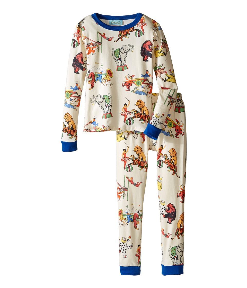 BedHead Kids - Stretch L/S Kids PJ (Toddler/Little Kids) (Showtime) Kid's Pajama Sets