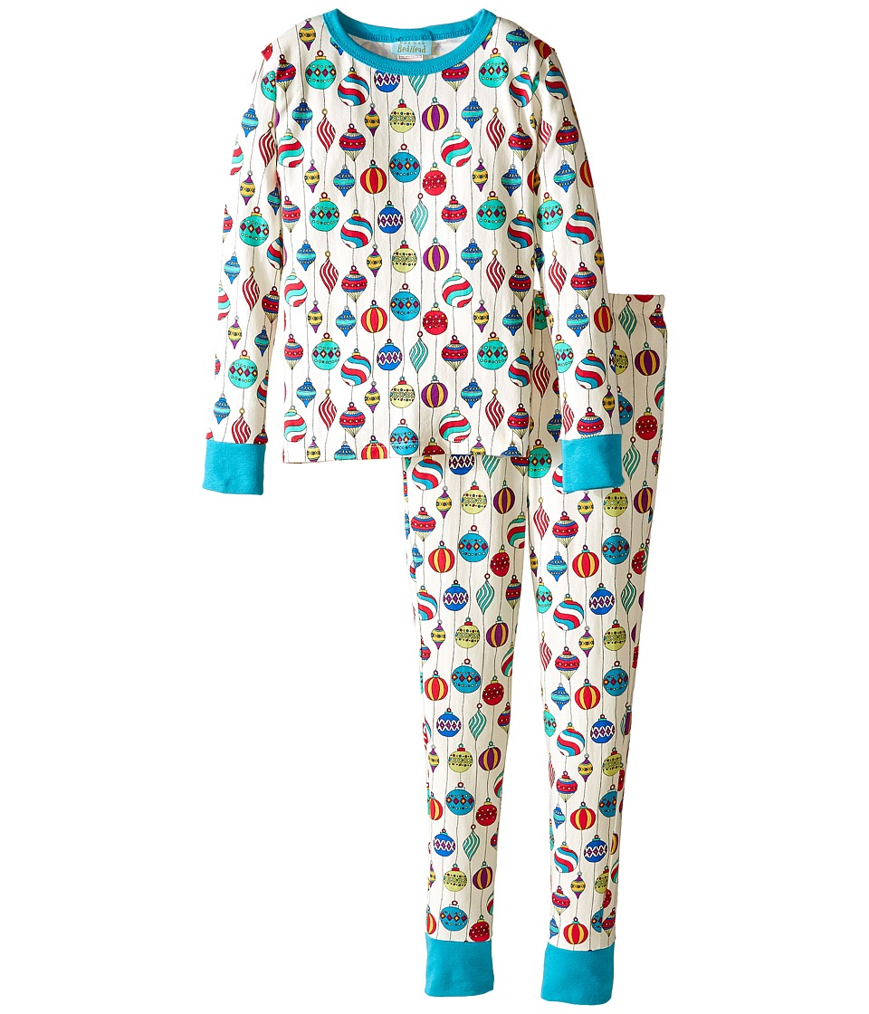 BedHead Kids - Tween Snug Fit Classic PJ (Big Kids) (Hanging Ornaments) Kid's Pajama Sets