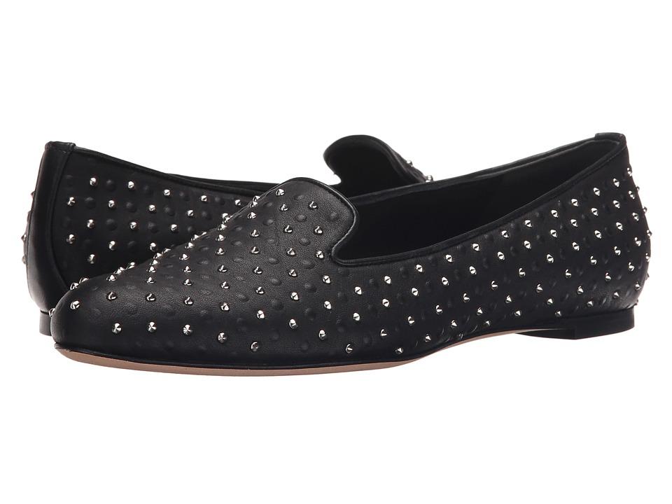 Alexander McQueen - Scarpa Pelle S.Cuoio (Black/Black) Women's Shoes