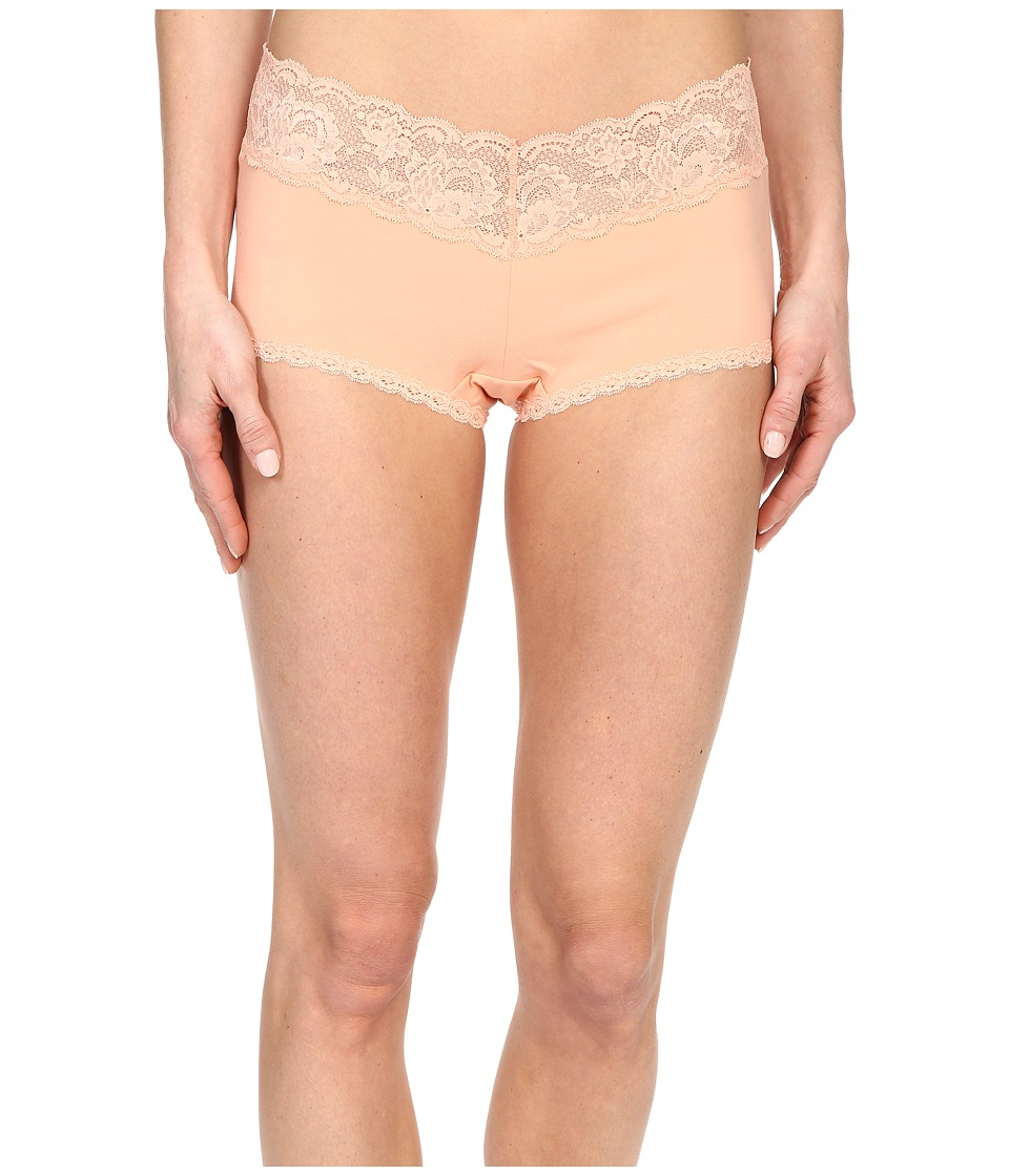 Cosabella - Extended Size Never Say Never Cheekie Hotpant (Rose Sand) Women's Underwear