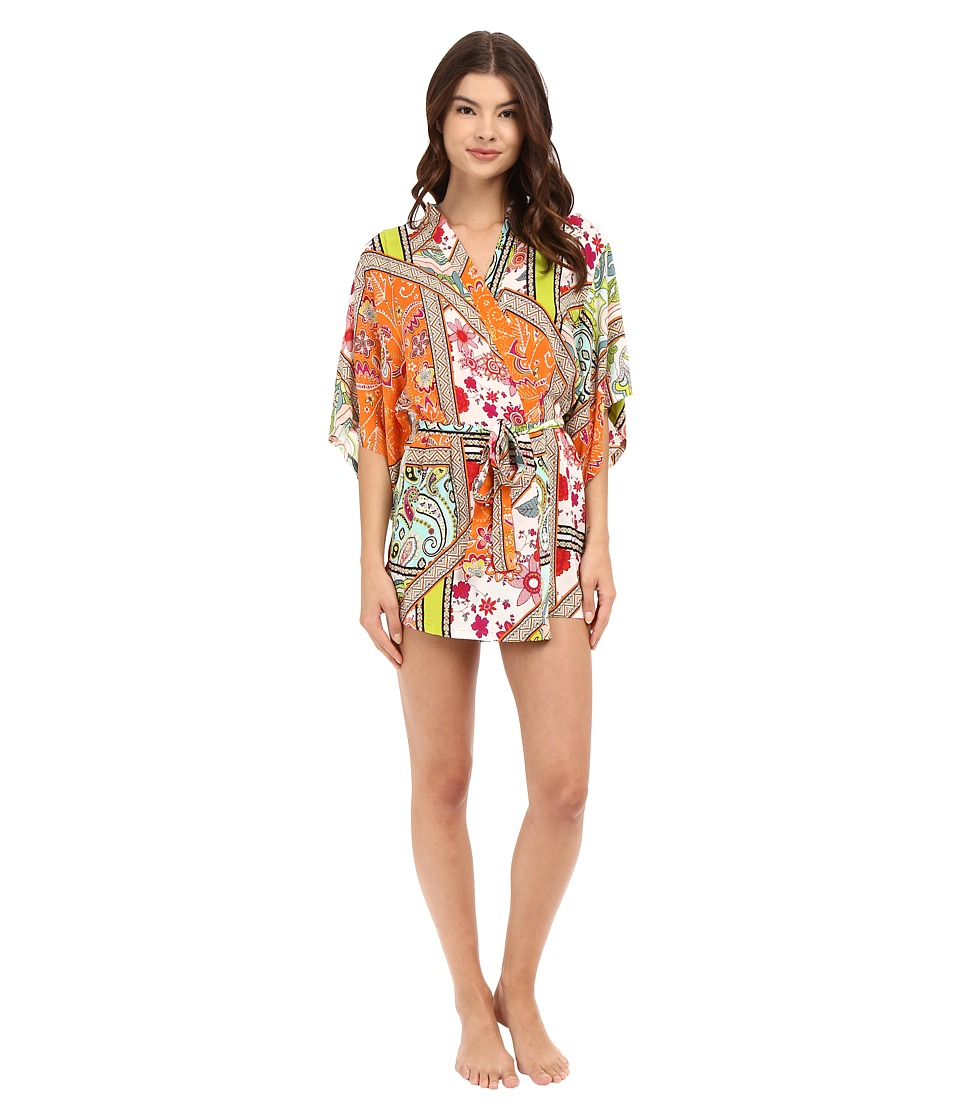 Josie - Free Spirit Wrap (Multi) Women's Pajama