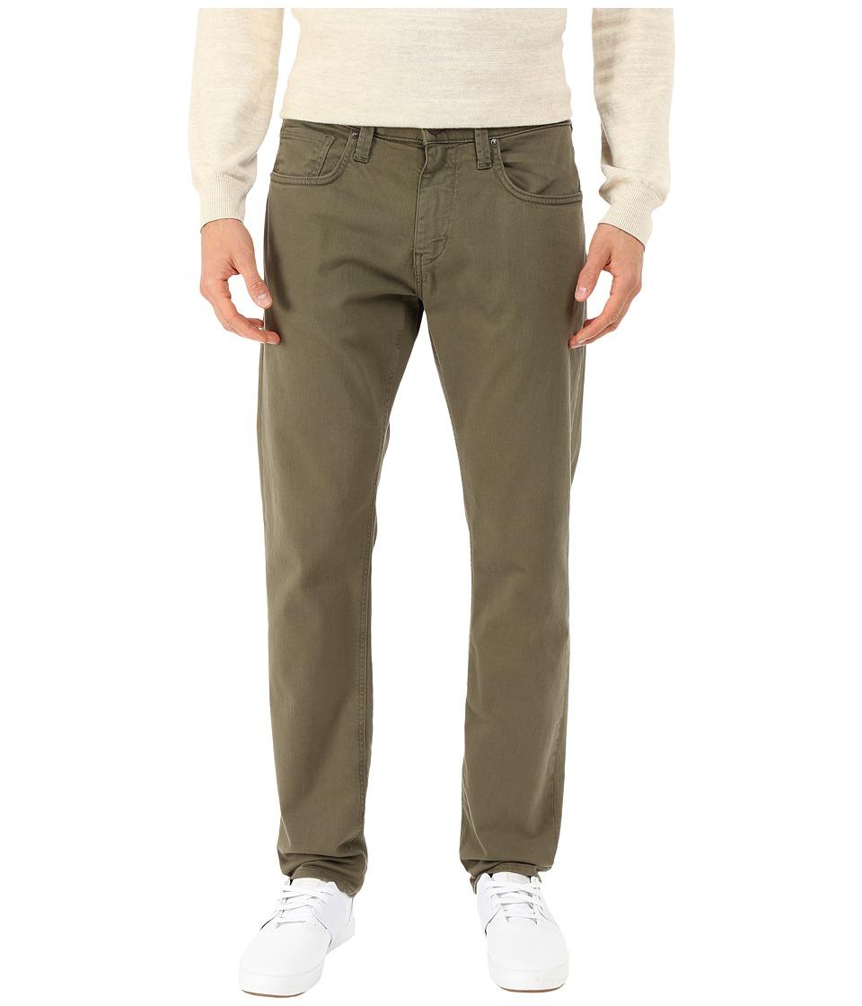 Mavi Jeans - Jake Tapered Leg in Olive Comfort (Olive Comfort) Men's Jeans