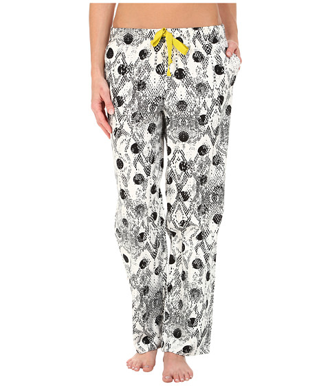 DKNY - Bright Future Printed PJ Pants (Exotic) Women
