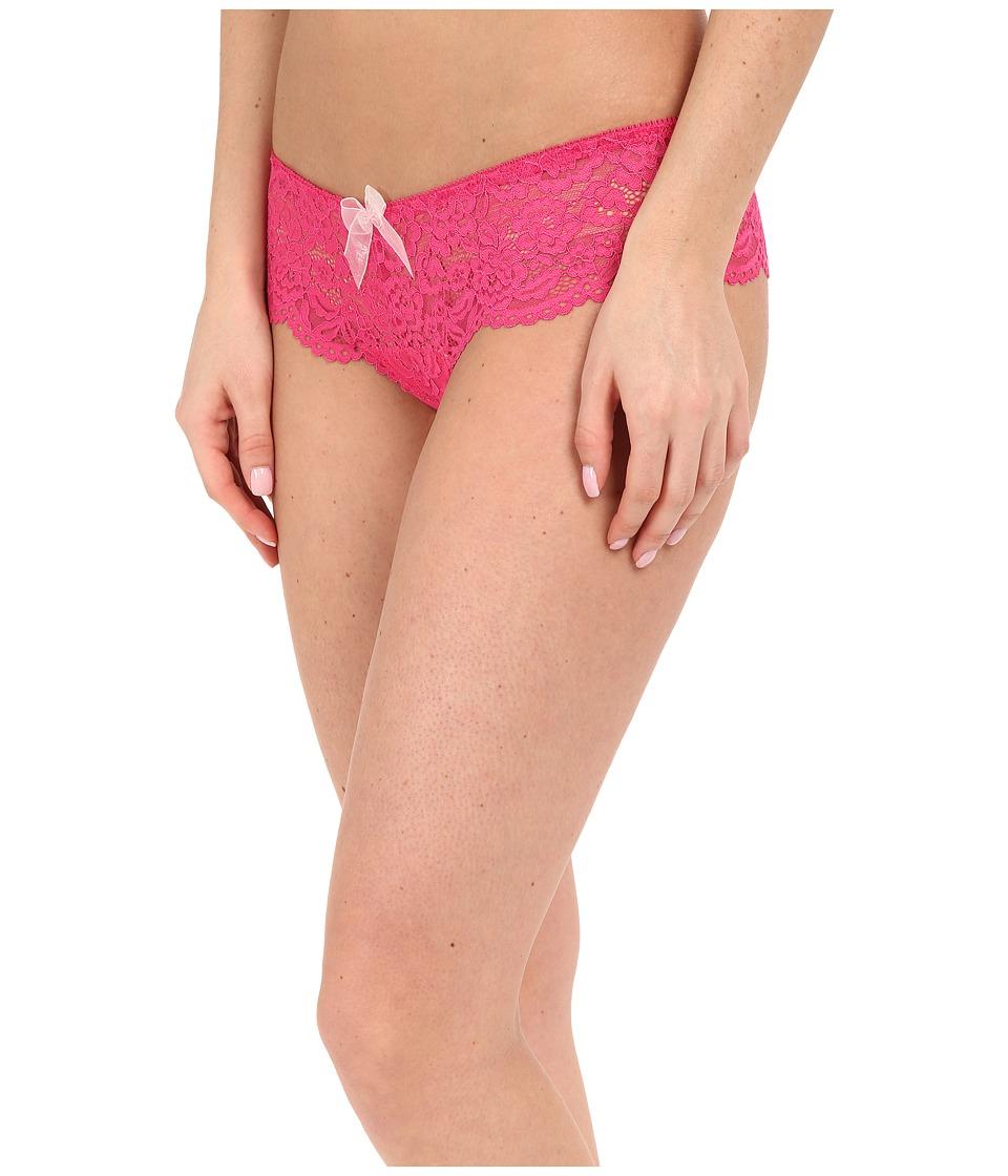 b.tempt'd - Ciao Bella Tanga (Fuchsia) Women's Underwear