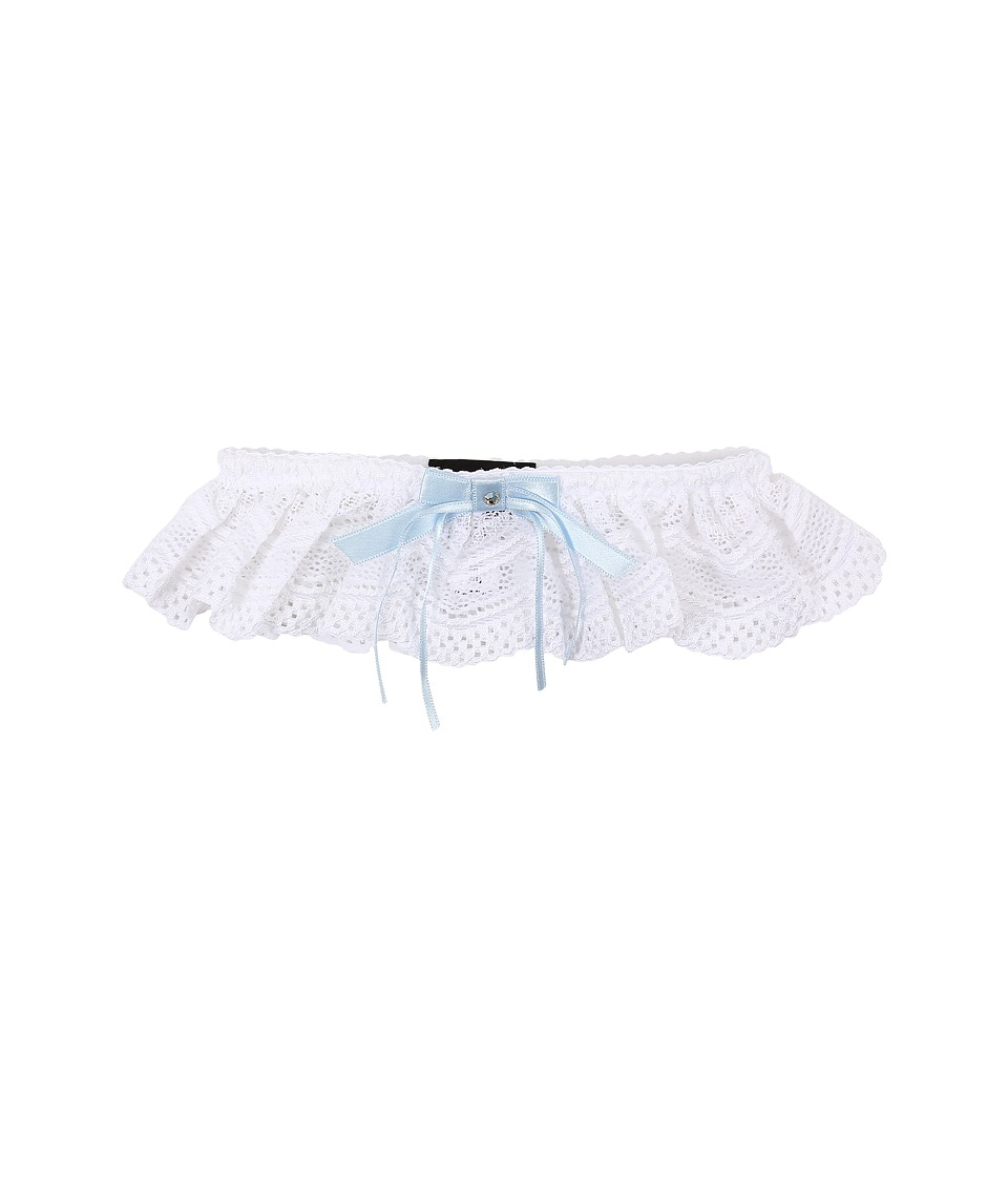 Cosabella - Ceylon Bridal Garter CEYBD4241 (White) Women's Lingerie