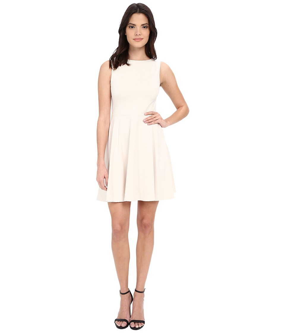 Susana Monaco Sibella Dress (Blanched Almond) Women