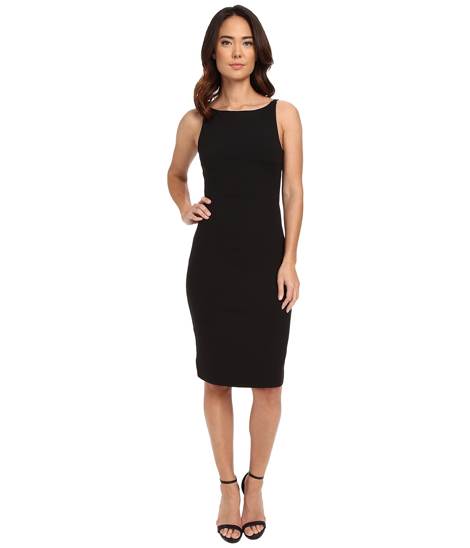 Susana Monaco Hilda Dress (Black) Women