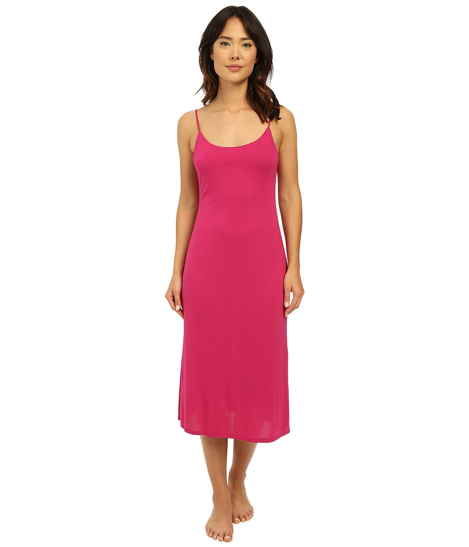 Natori - Shangri-La Gown (Fuchsia Pink) Women's Pajama