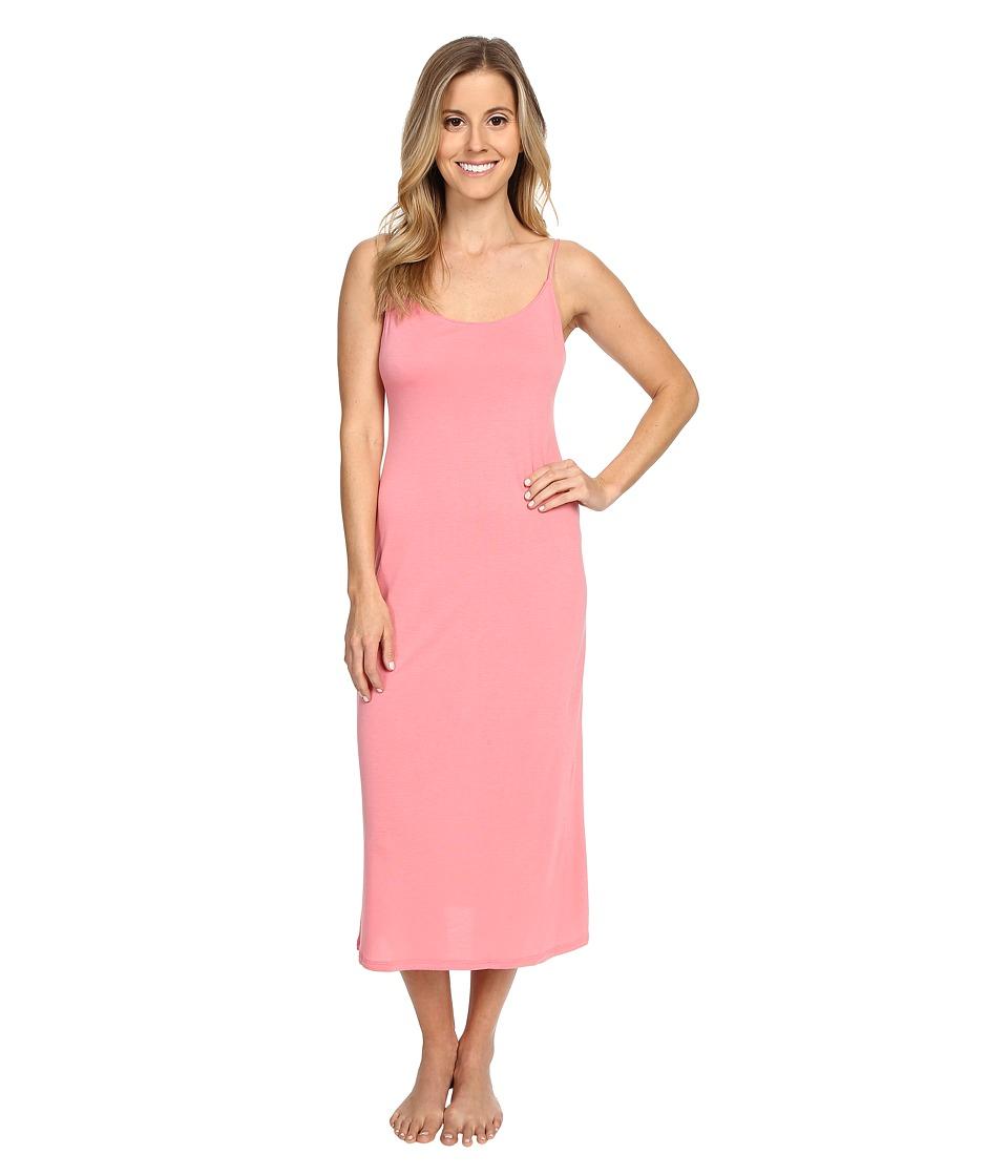 Natori - Shangri-La Gown (Pink Cantaloupe) Women's Pajama