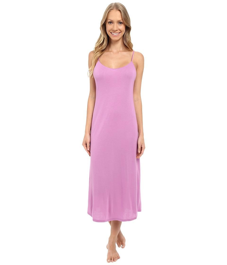 Natori - Shangri-La Gown (Violet) Women's Pajama