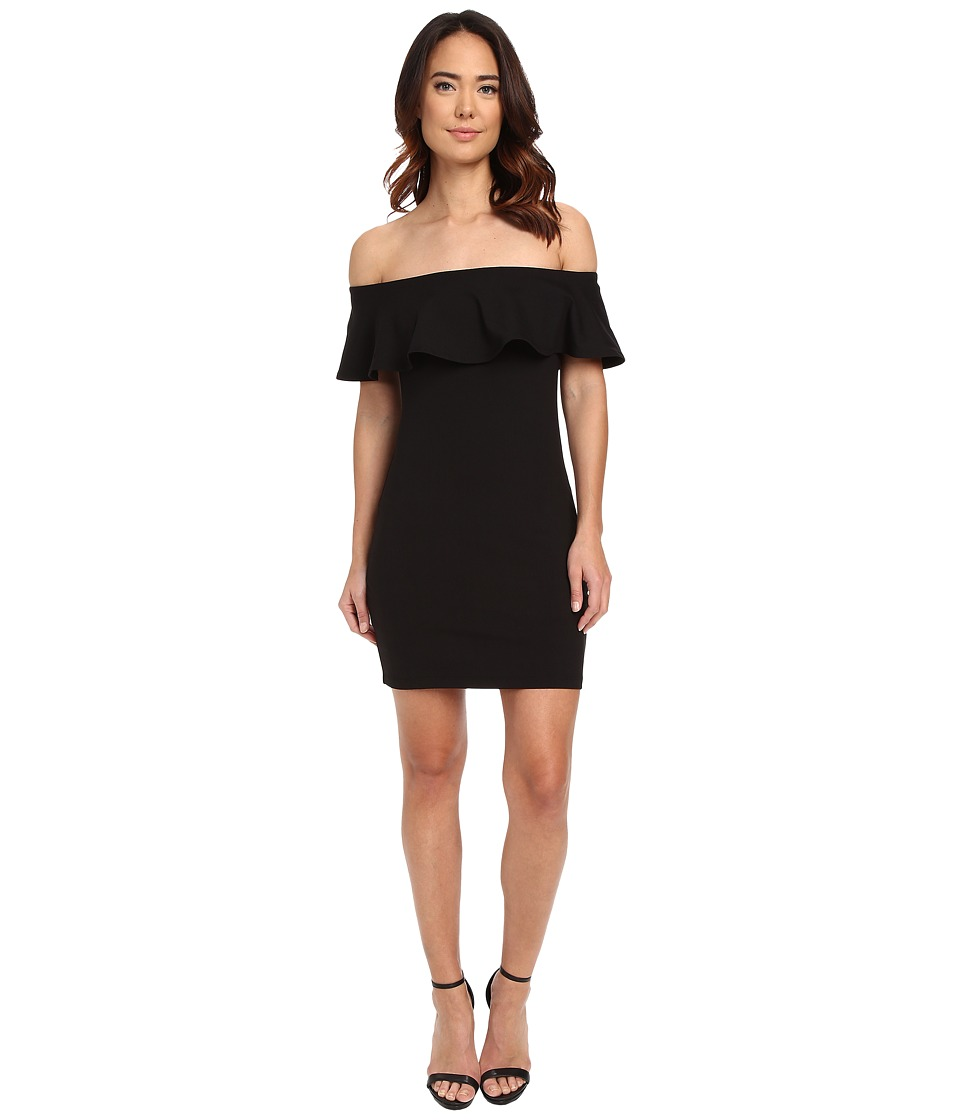 Susana Monaco - Hannah Dress (Black) Women's Dress