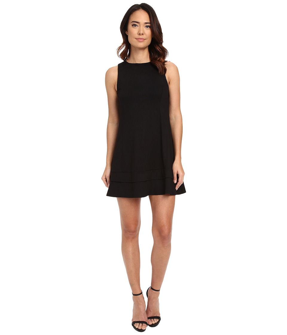 Susana Monaco Vanessa Dress (Black) Women