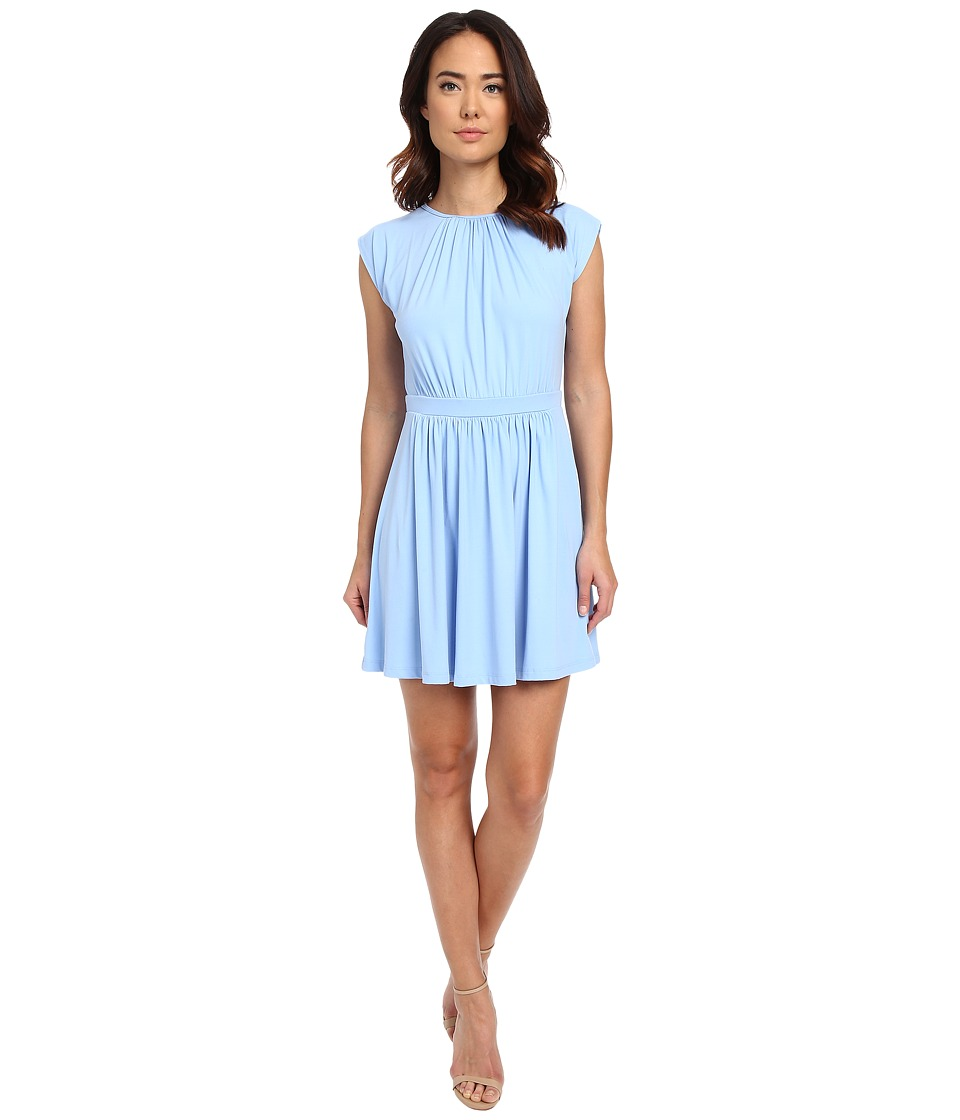 Susana Monaco Gathered Mini Dress (Vista) Women
