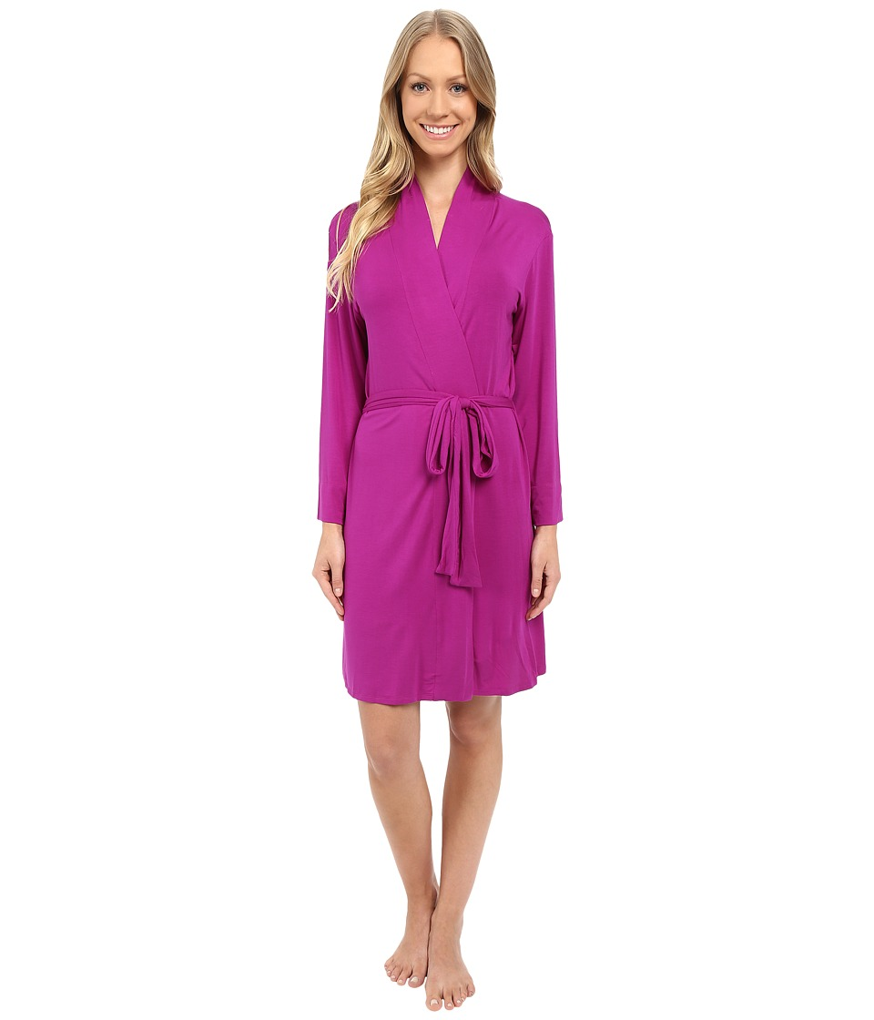 Natori - Feathers Robe (Purple Haze) Women's Robe