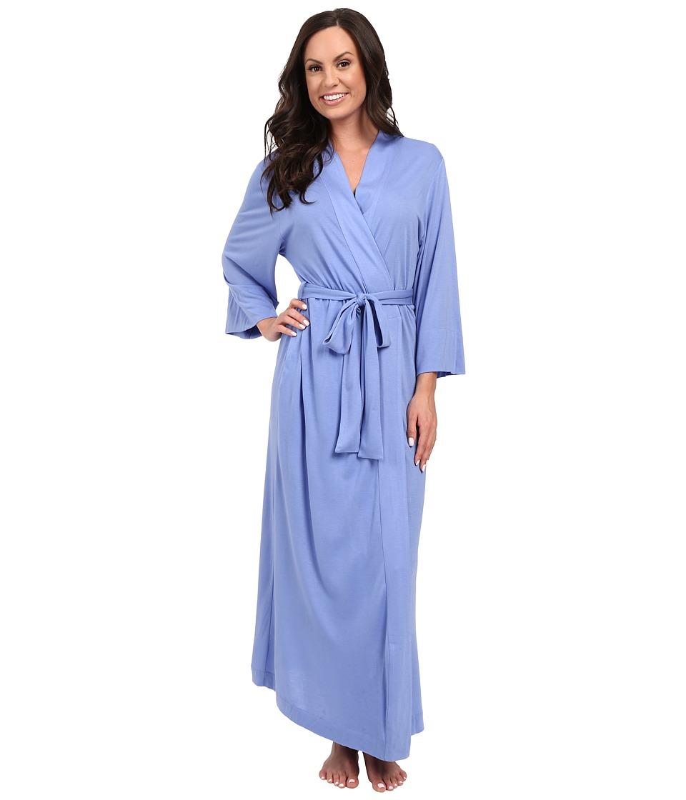 Natori - Shangri-La Robe (Iris) Women's Robe