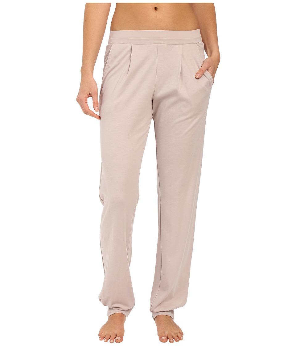 Hanro - Rosa Long Pants (Ivory Bead) Women's Pajama