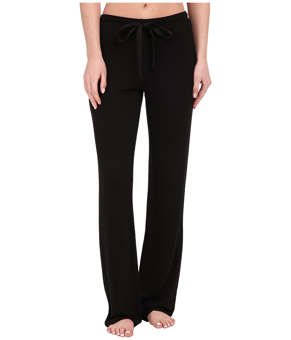 Natori - Lounge Pants (Black) Women's Pajama