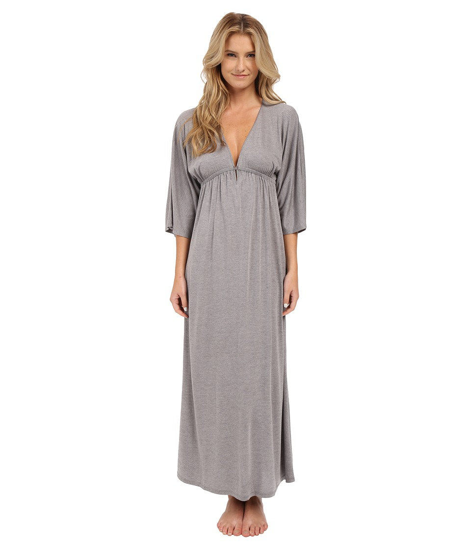 Natori - Shangri-La Lounger (Heather Grey) Women's Pajama