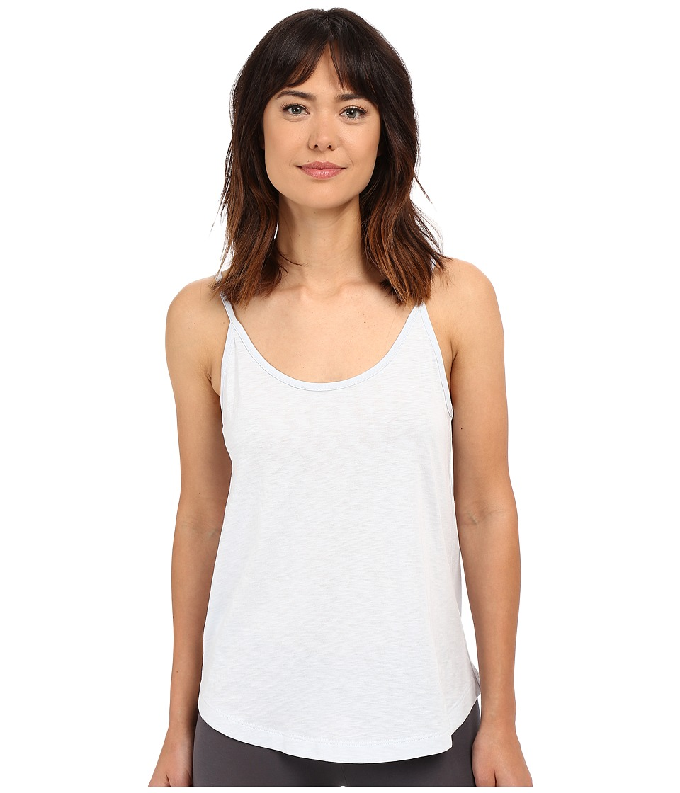 Yummie by Heather Thomson - Jersey Slub Low Back Tank Top (Plein Air) Women's Sleeveless