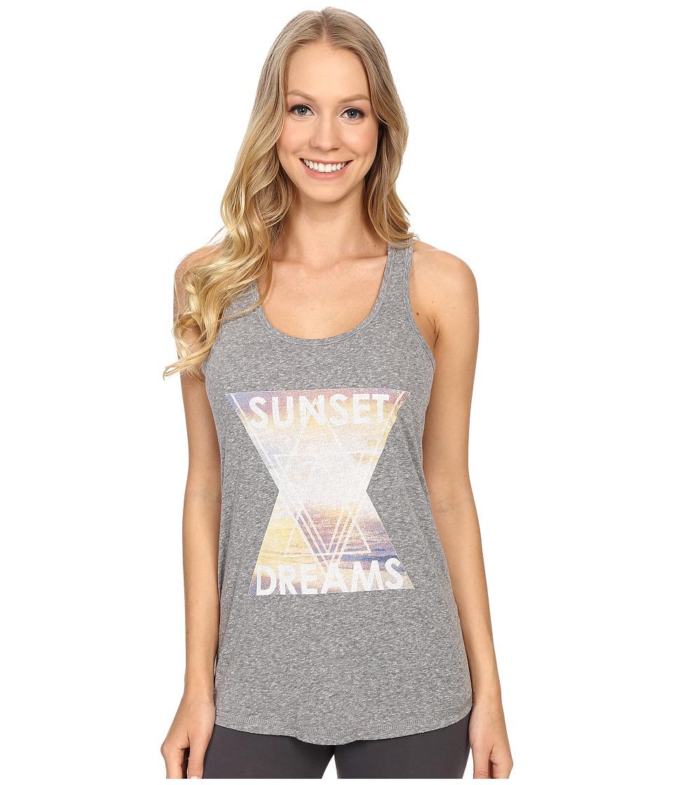 P.J. Salvage - Sunset Dreams Tank Top (Heather Grey) Women's Pajama