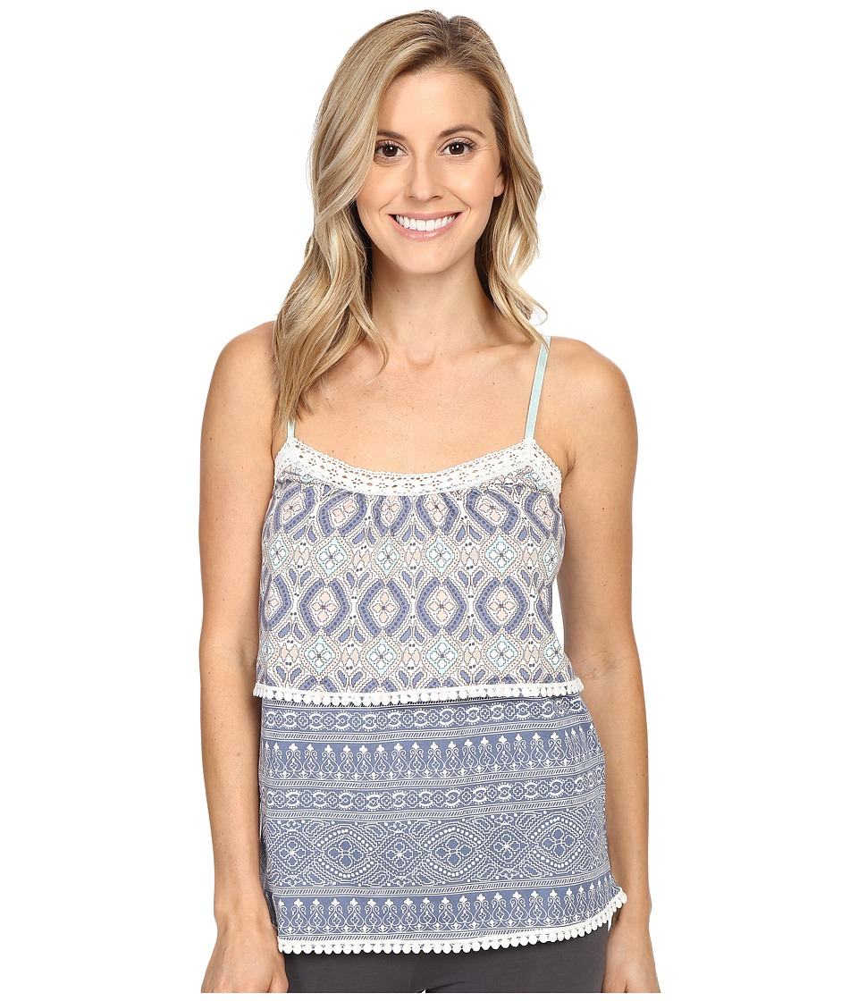 P.J. Salvage - Miss Matched Camisole (Natural) Women's Pajama