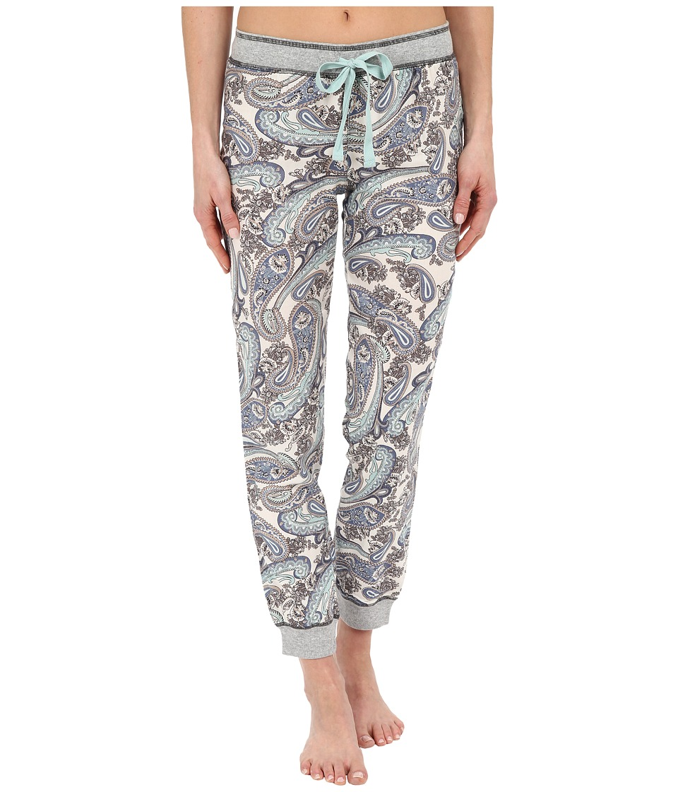 P.J. Salvage - Paisley Jogger Pants (Multi) Women's Pajama