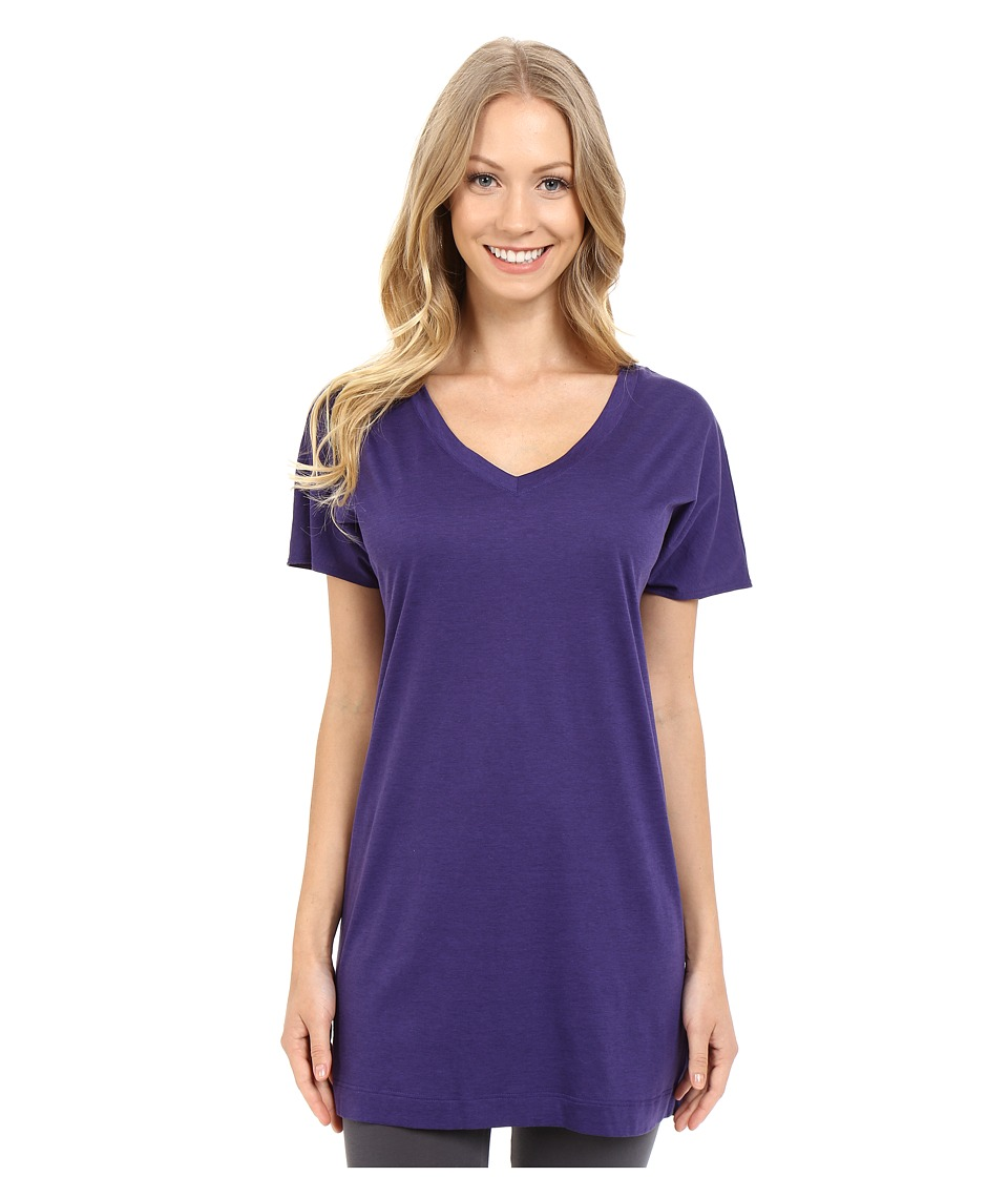 Hanro - Laura Big Shirt (Grape) Women's T Shirt