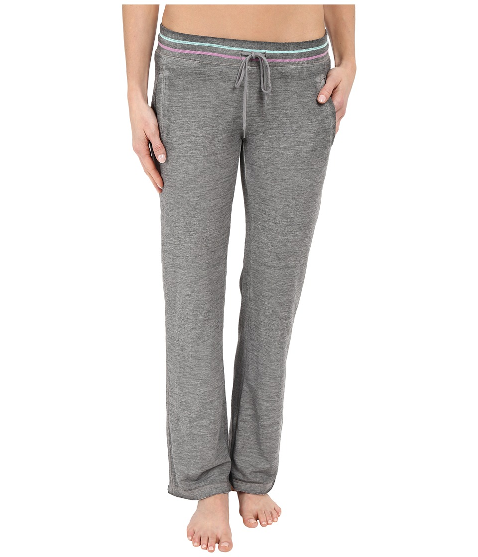 P.J. Salvage - Heathered French Terry Pants (Heather Grey) Women's Pajama