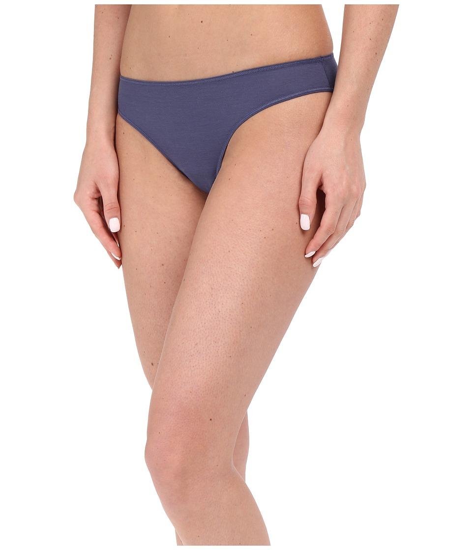 Hanro - Ultralight Bikini (Indigo) Women's Underwear