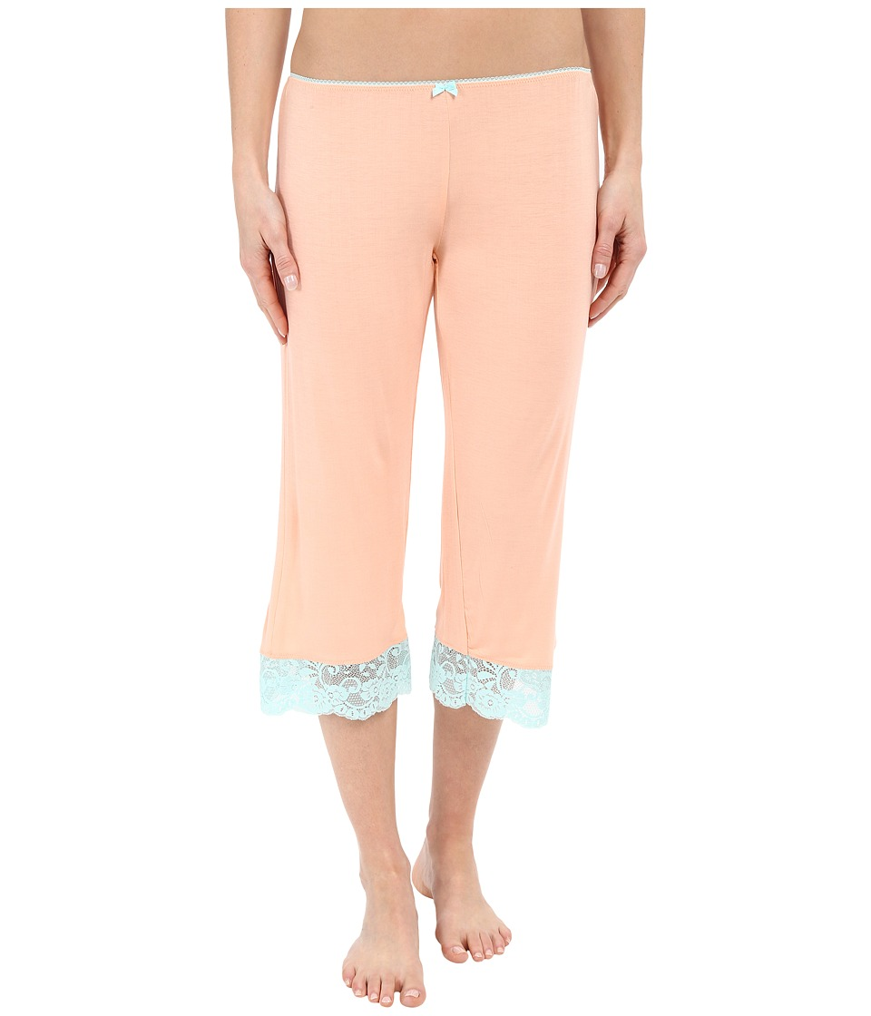 P.J. Salvage - Sorbet Combo Pants (Melon) Women's Pajama