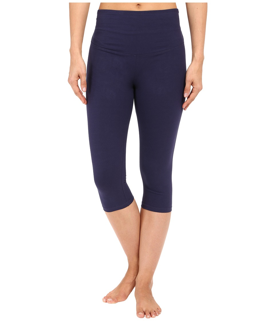 Yummie Jocelyn Capri Legging (Eclipse) Women