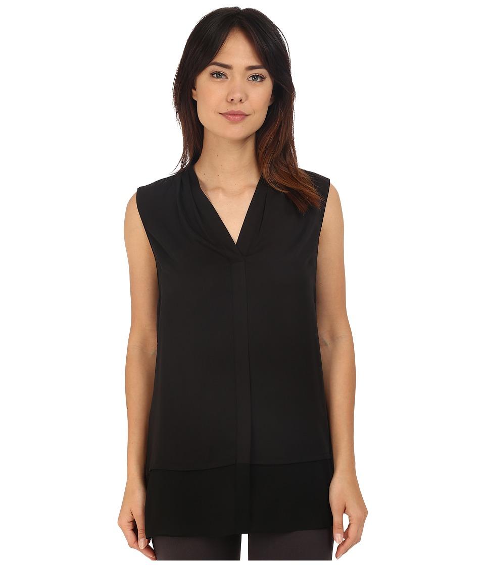 Lysse - Mayfair Sleeveless Top (Black) Women's Sleeveless