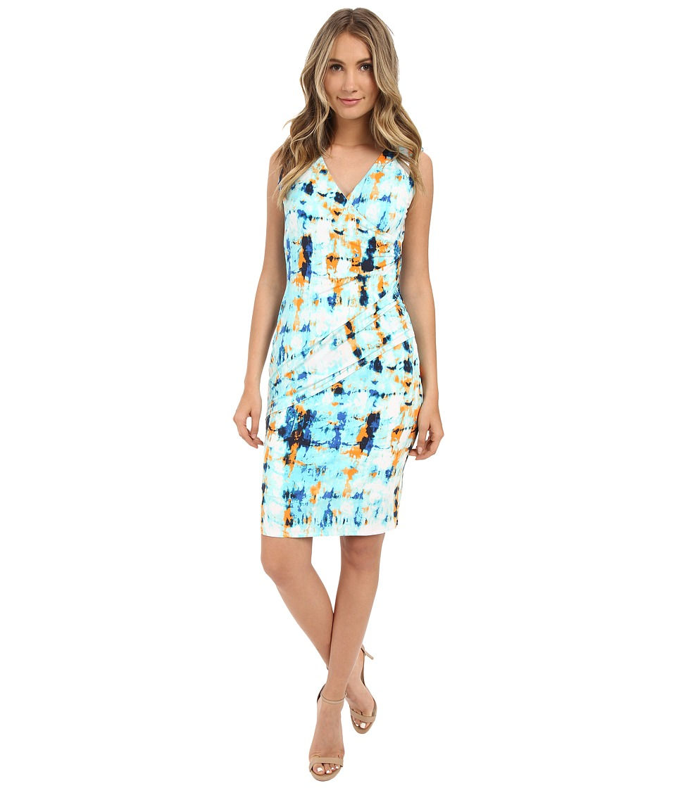 Lysse - Lupe Dress (Wave Print) Women's Dress