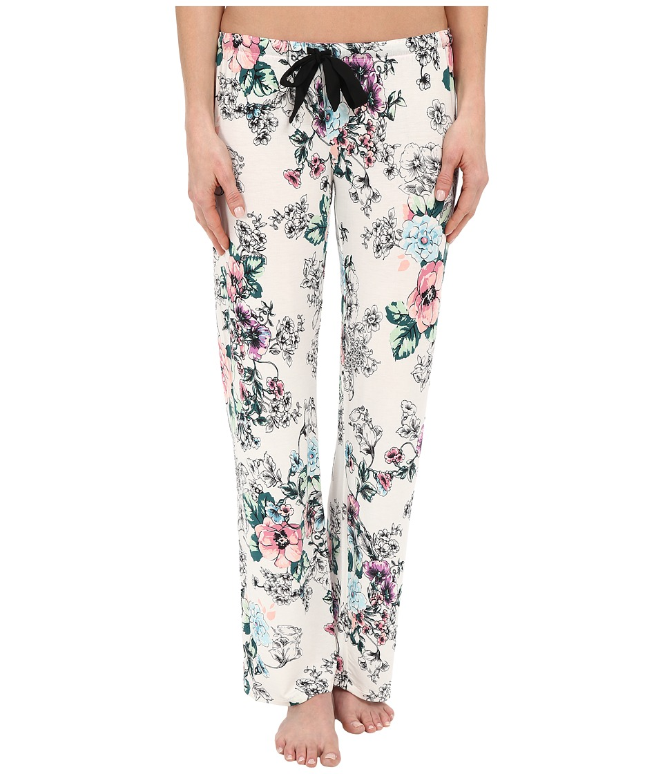 P.J. Salvage - Spring Bloom Pants (Ivory) Women's Pajama