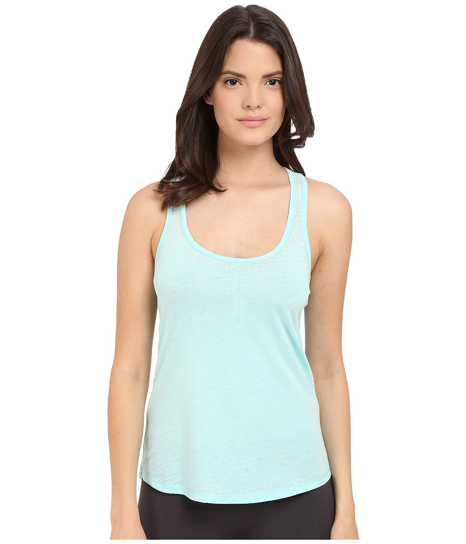 P.J. Salvage - Burnout Jersey Racerback Tank Top (Mint) Women's Pajama