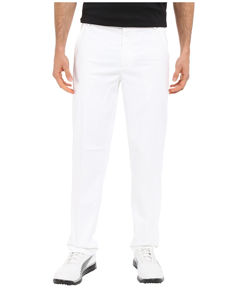 PUMA Golf - Golf Tech Style Pant '16 (Bright White) Men's Casual Pants