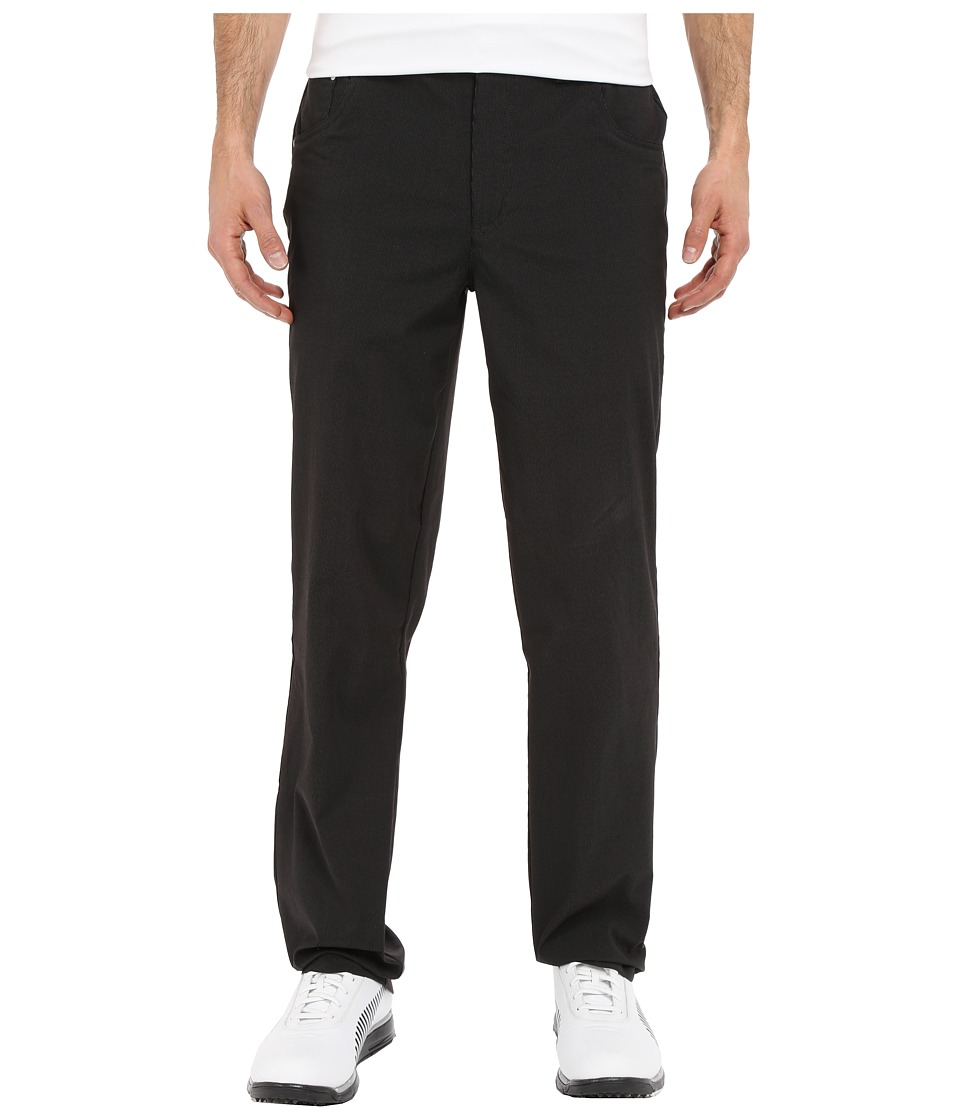 PUMA Golf - 6-Pocket Pants (Black) Men's Casual Pants