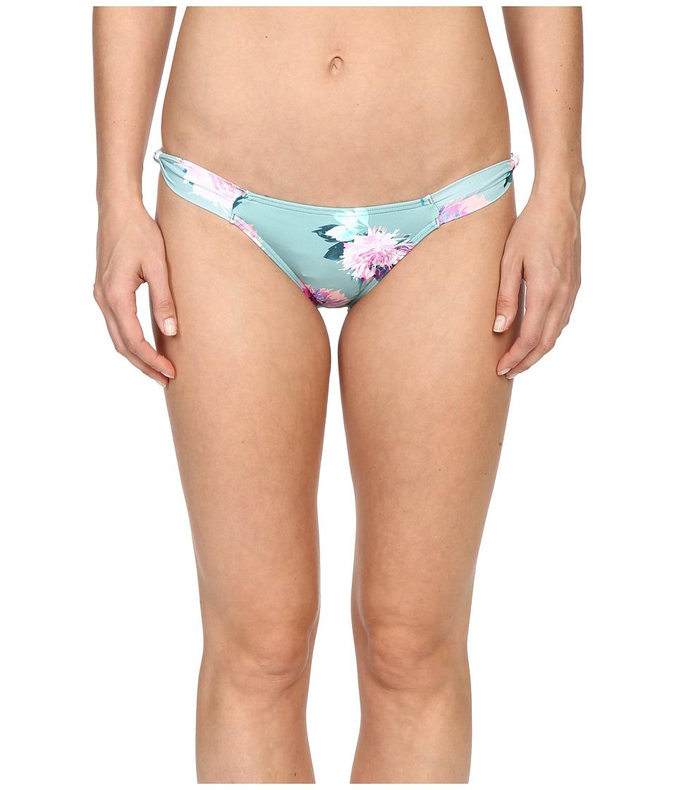 ONeill Riviera Knotted Tab Side Bottom Celadon Swimwear