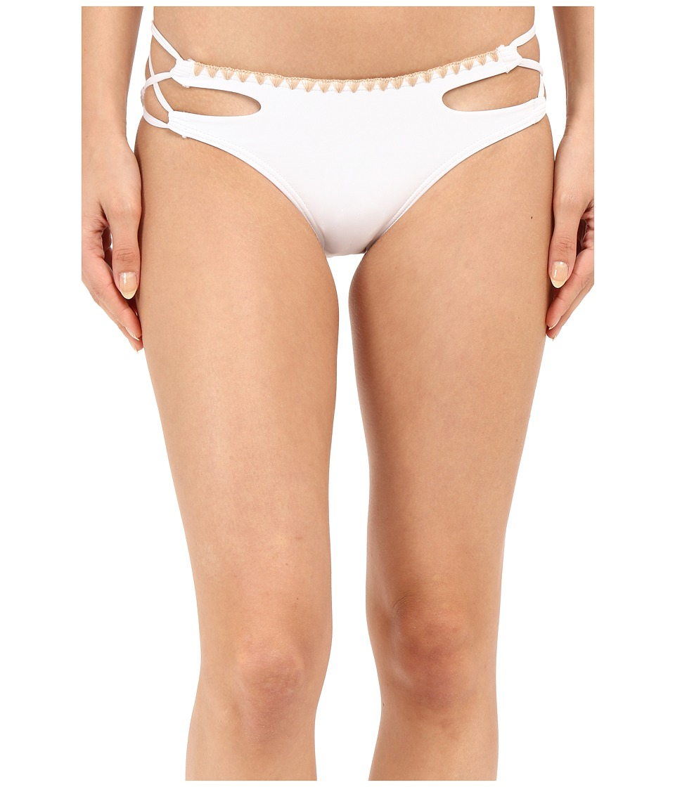 O'Neill - Carmen Notch Bottom (White) Women's Swimwear