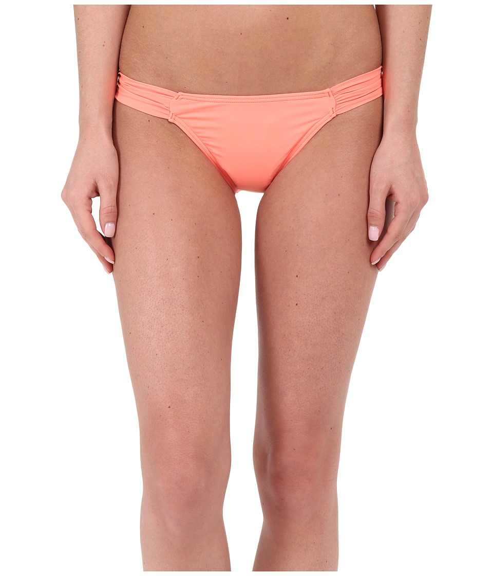 ONeill Salt Water Solids Tab Side Bottom Grapfruit Swimwear